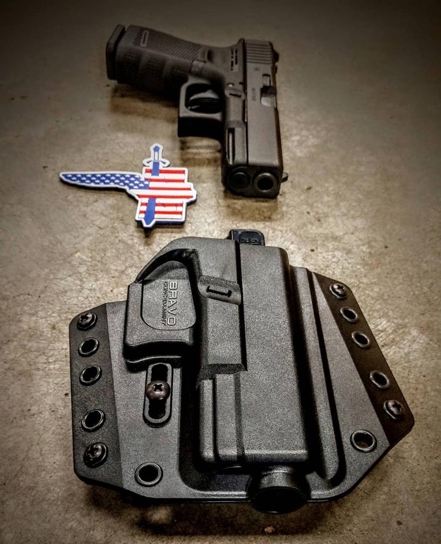 Saddled up a @bravoconcealment OWB BCA 3 0 Gun Holster