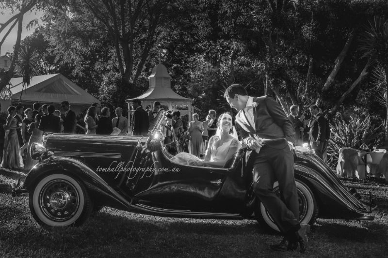 http://tomhallphotography.com.au House of #VintageWedding Laurels Maleny