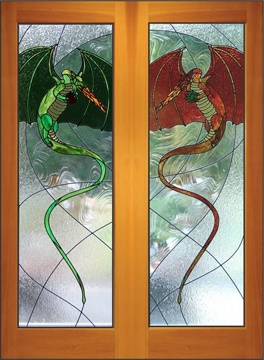Dragon Door Finally a dragon commission! Dragons love to collect baubles and trinkets & Dragon Door Finally a dragon commission! Dragons love to collect ...