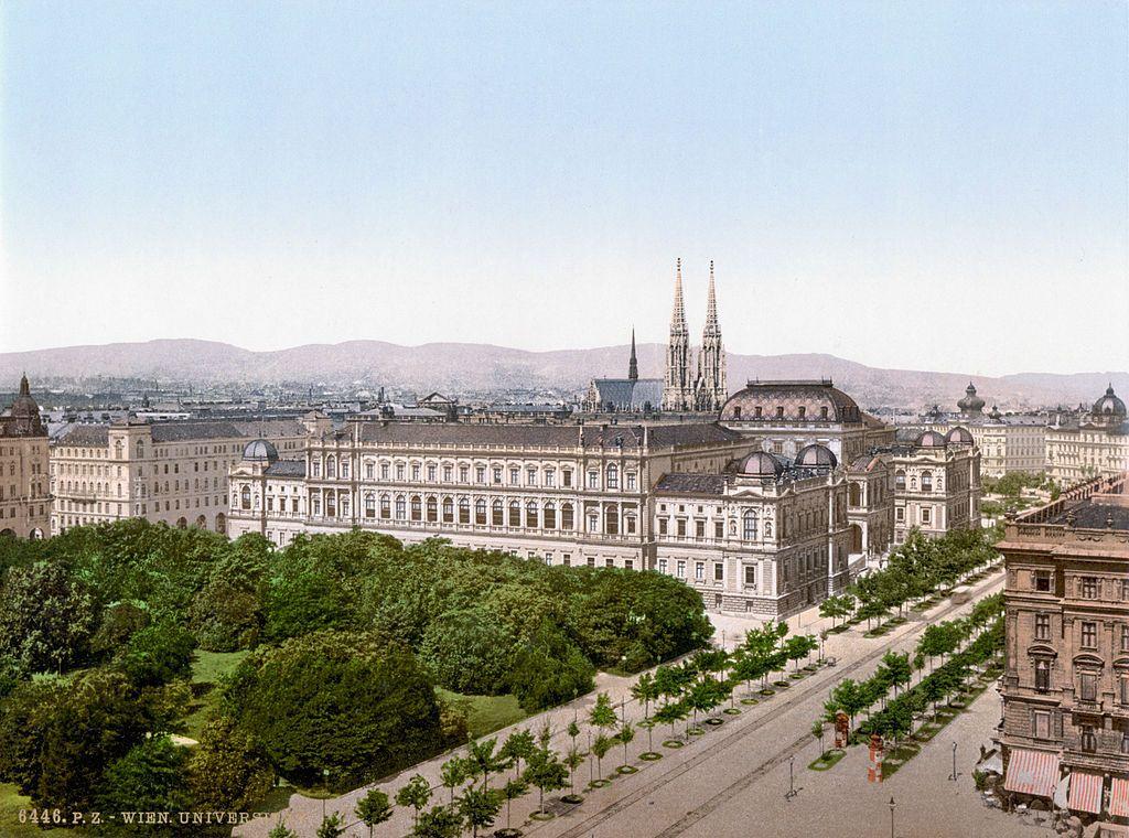 Ferien Uni Wien