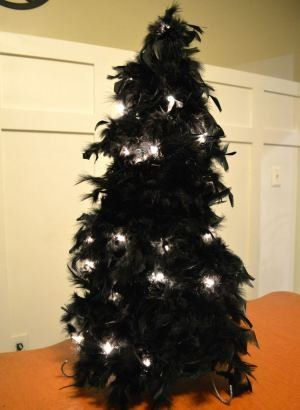 Create A Spook-tacular Halloween Tree Halloween trees, Tree crafts - create halloween decorations