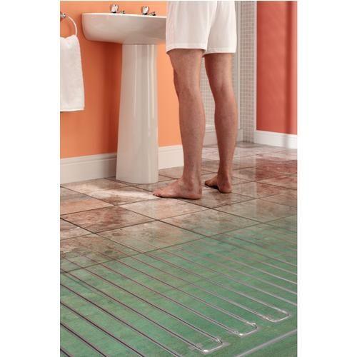 Wickes Underfloor Heating System 500w Bathroom Pinterest