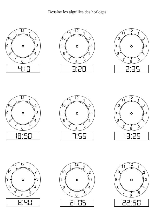Turbo De l'affichage numérique à l'affichage analogique - les minutes  SR27