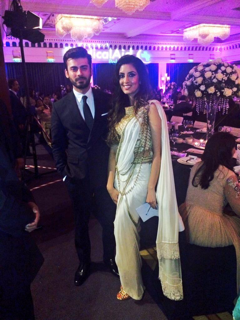 Here he is ladies...Mr Fawad Khan