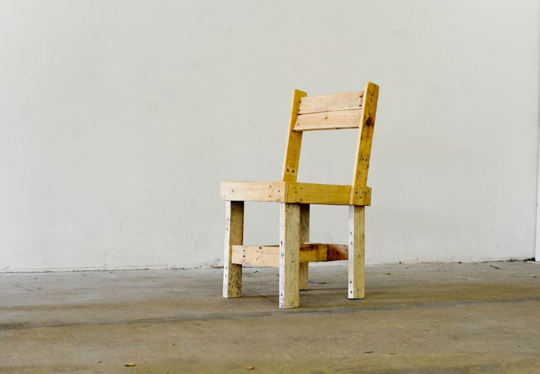 East London Furniture | pallet chair