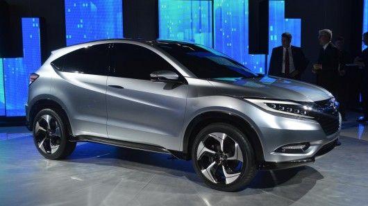 New Honda Suv >> Honda Urban Suv Concept Concept Cars Motorcycles Pinterest