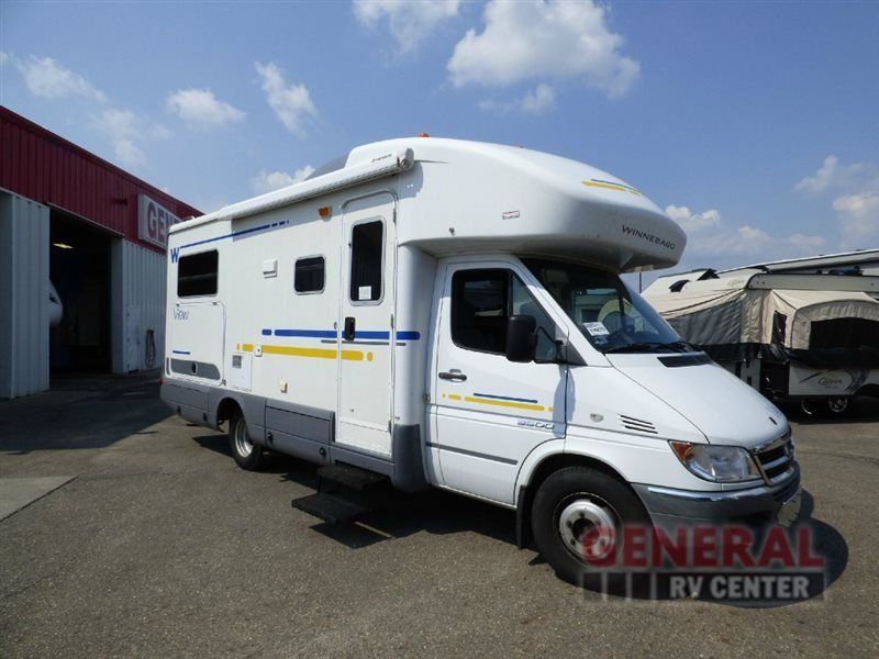Used 2006 Winnebago View 23J Motor Home Class C - Diesel at
