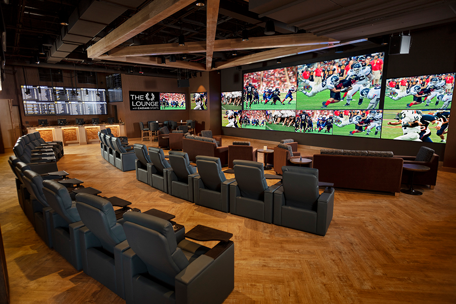 Oneida Nation to Unveil Sports Betting Lounges Next Week