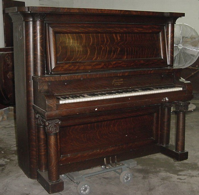 photo old piano - photo #36