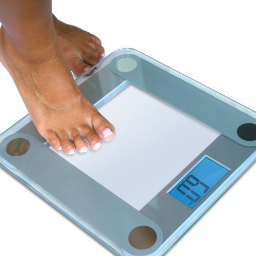 Eatsmart Precision Digital Bathroom Scale W Extra Large Lighted Display 400 Lb Capacity And Step On Digital Scale Bathroom Best Bathroom Scale Weight Scale