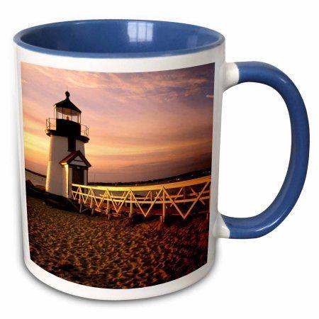 3dRose Massachusetts, Nantucket Island, Brant Point - US22