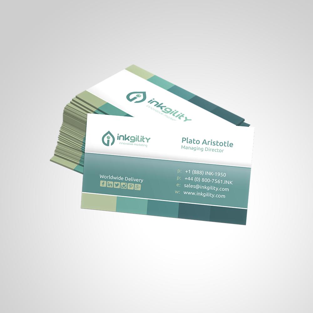 Health & Social Services (Standard Business Cards) | Health & Social ...