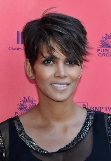 The Pixie Haircut 12 Ways To Style Your Short Do Pixie Haircut Halle Berry Short Hair Short Hair Styles