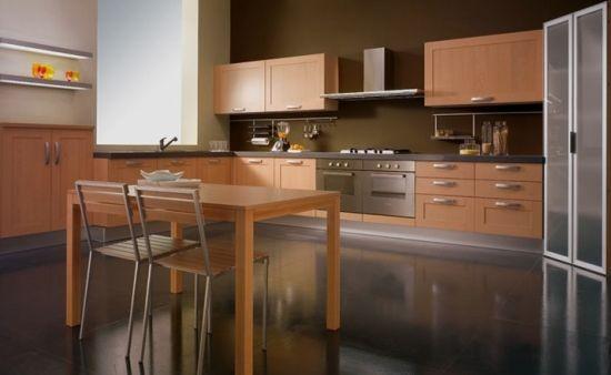 Contemporary Minimalist European Kitchen Set Design Style Trends Endearing Kitchen Set Design Review