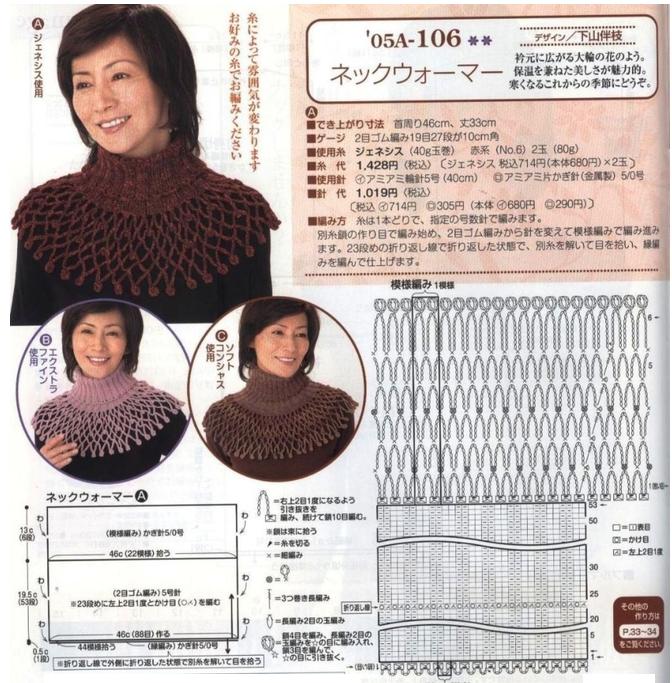 2 en 1 Gorro y Cuello Patron - Patrones Crochet | Hermoso | Crochet ...
