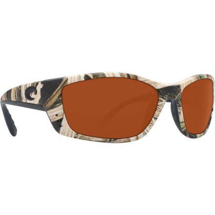 a9002c4b4ee CostaFisch Mossy Oak Camo Polarized Sunglasses - Costa W580 Glass ...