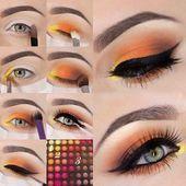 ▷ 1001+ идей и идей о том, как сделать макияж глазными советами …