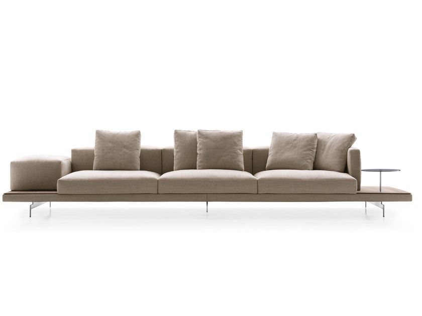 Dock Fabric Sofa Dock Collection By B B Italia Design Piero Lissoni Fabric Sofa Design Fabric Sofa B B Italia