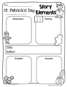 Leprechaun books for first grade