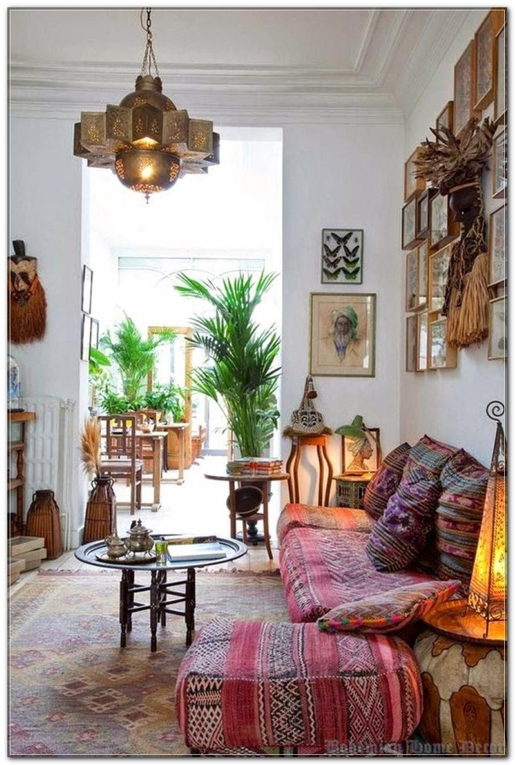 5 Ways Bohemian Home Decor Will Help You Get More Business
