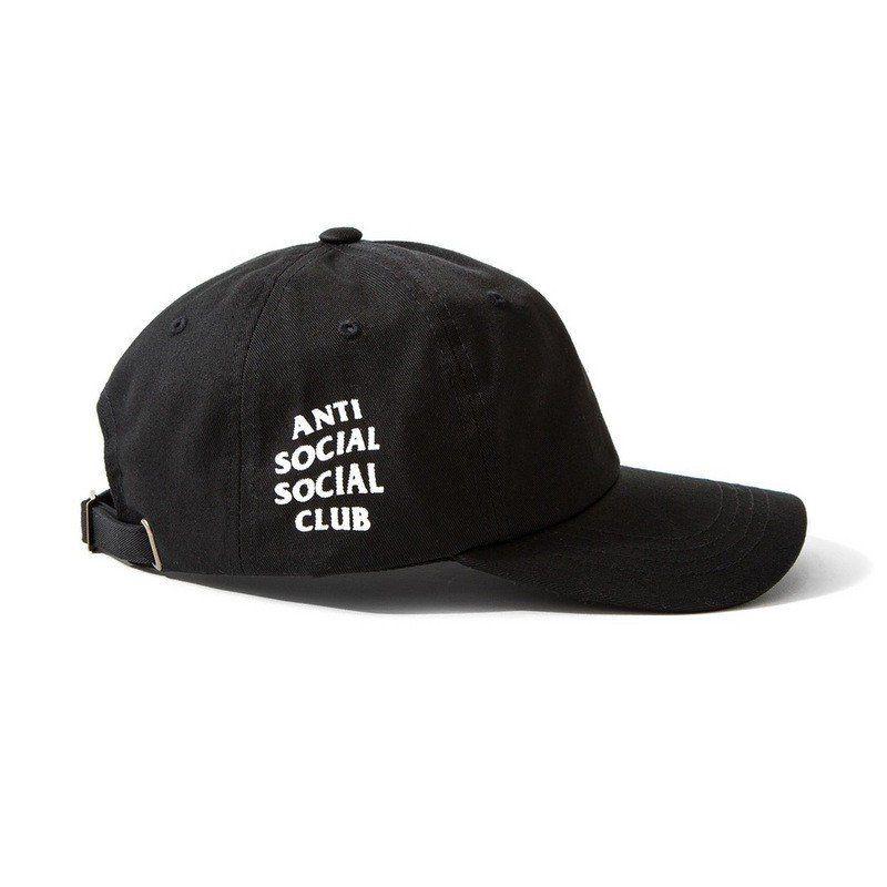 Anti social social club hat – Urban X  871e083d4df