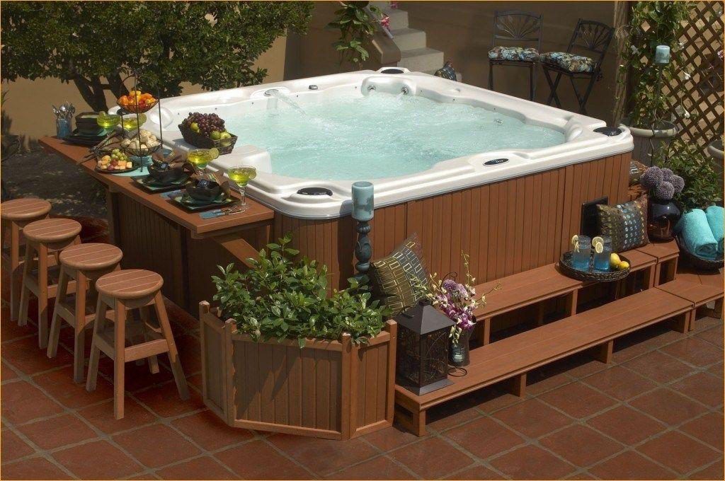 32+ Hot tub bar surround trends