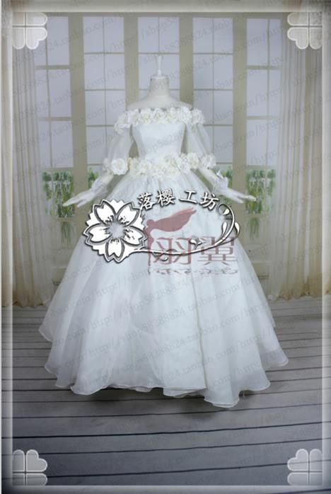 Yeah! Sailor Moon\'s real wedding dress! | I feel sorry for who ever ...