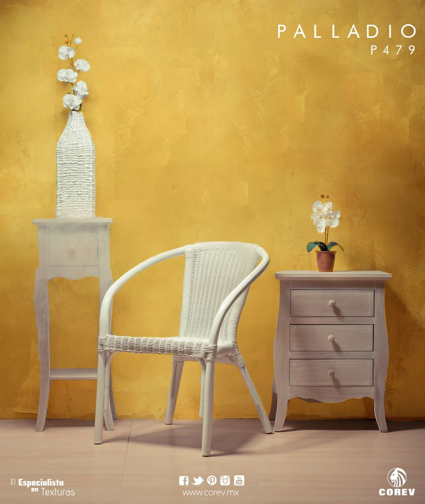 El favorito de casa! Palladio genera la perfecta decoración para ...