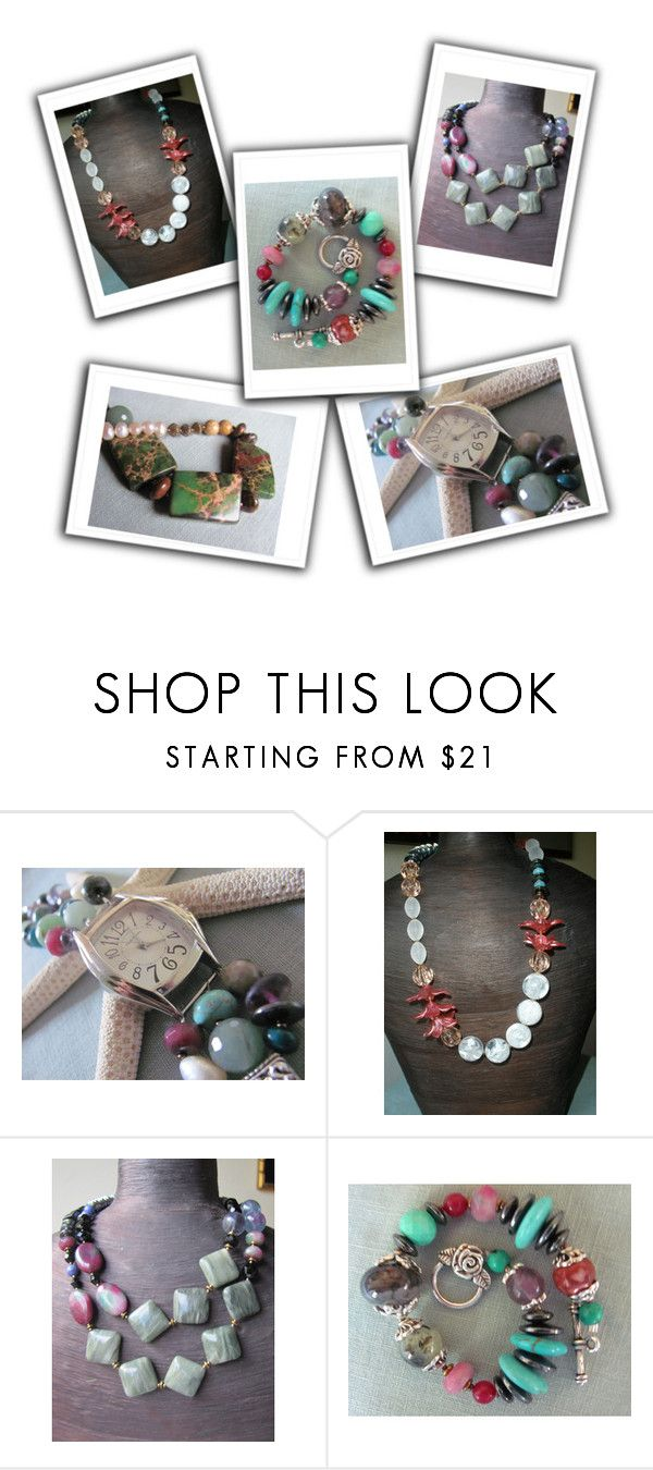 """""""Igottahaveitnecklace"""" by boardartistry ❤ liked on Polyvore featuring handmade, giftideas and shopsmall"""