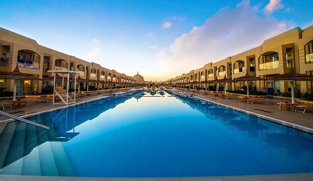 Kurortnyj Otel Albatros Akvapark Sharm El Shejh Sharm Esh Shejh Egipet Hotel House Styles Sharm El Sheikh
