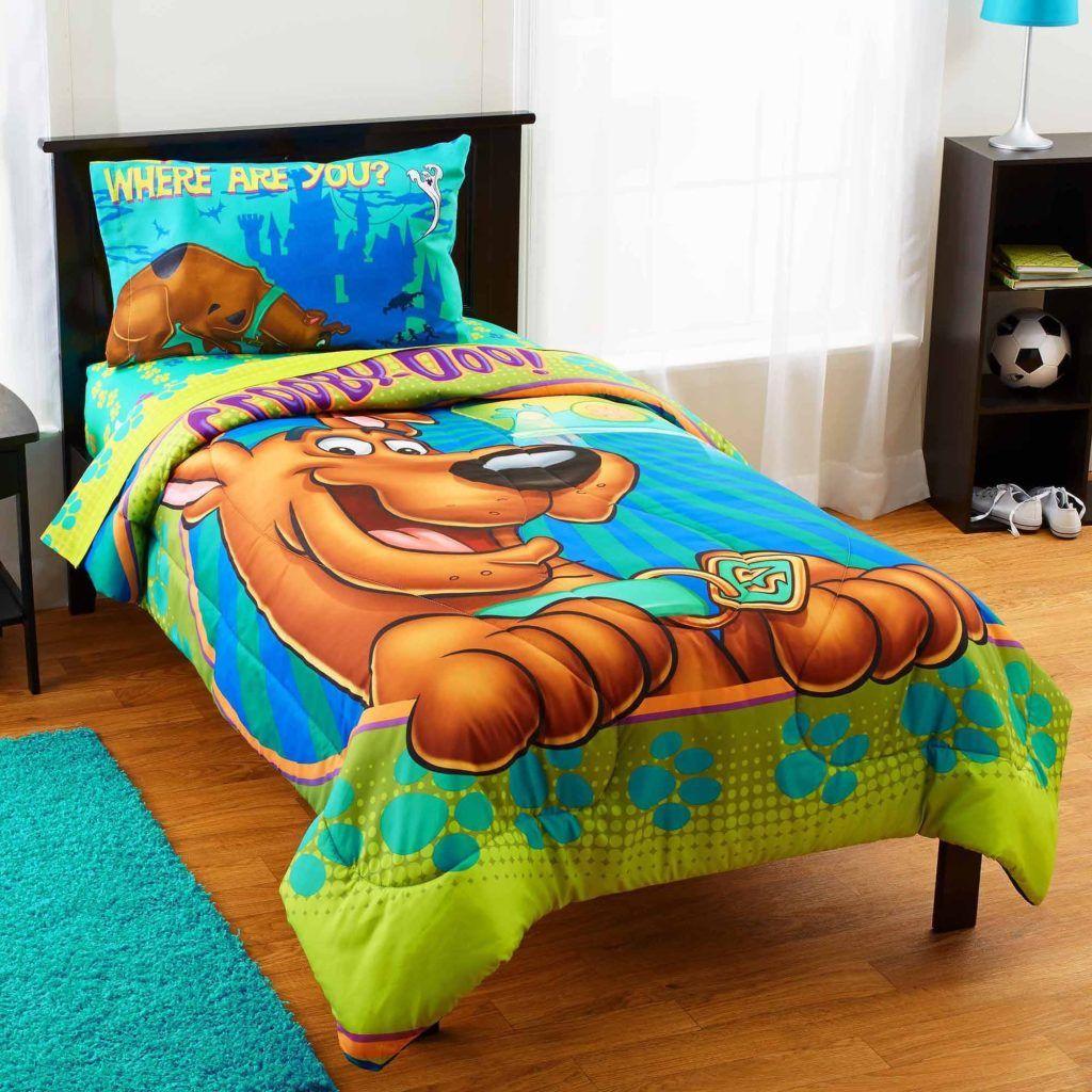 Wonderful Scooby Doo Bedroom Set