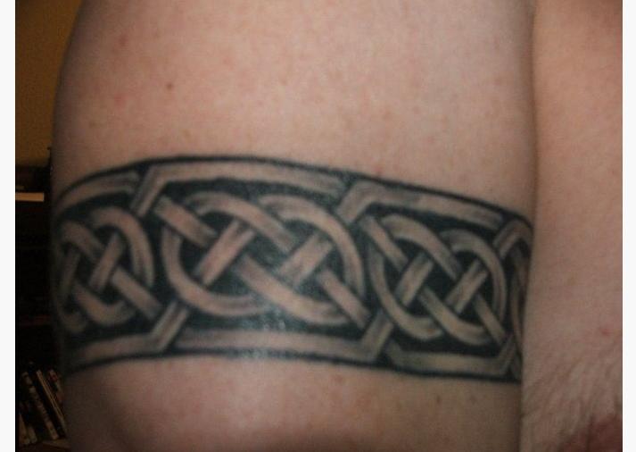 Real Celtic Tattoo 16 Png 713 506 Celtic Tattoos For Men Arm Band Tattoo Celtic Band Tattoo