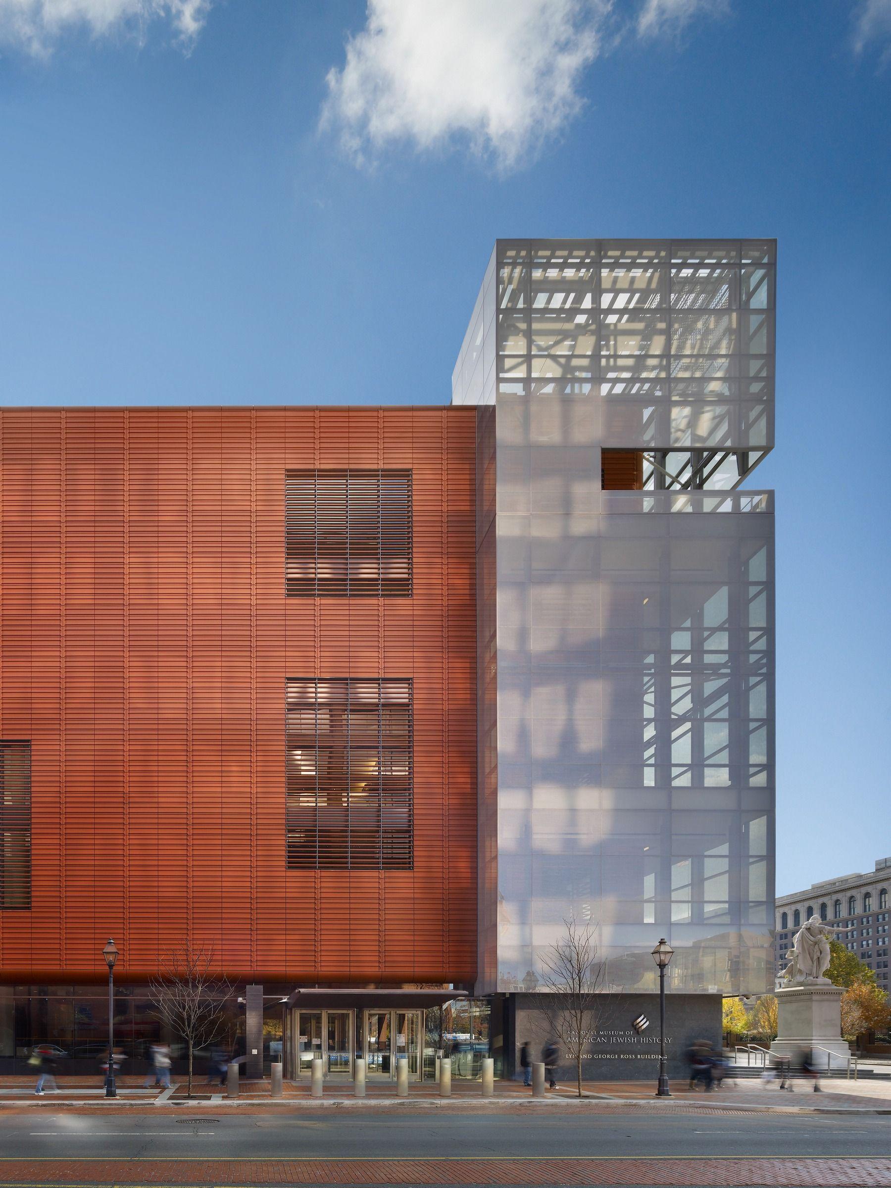 National Museum Of American Jewish History Terracotta