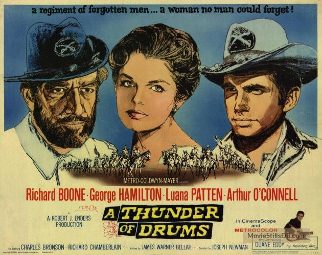 movie a thunder of drums