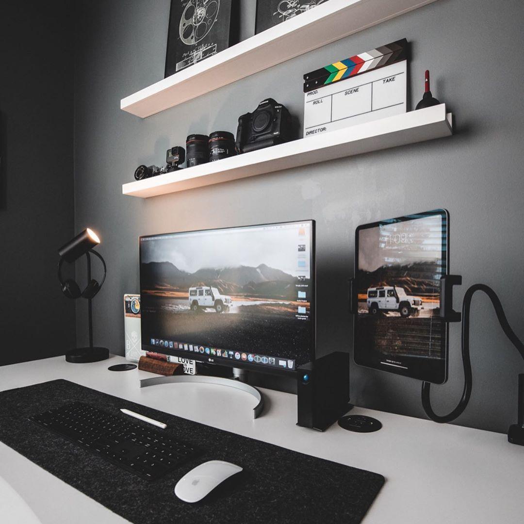 Workplace Home Office Setup Workspace Design Office Setup