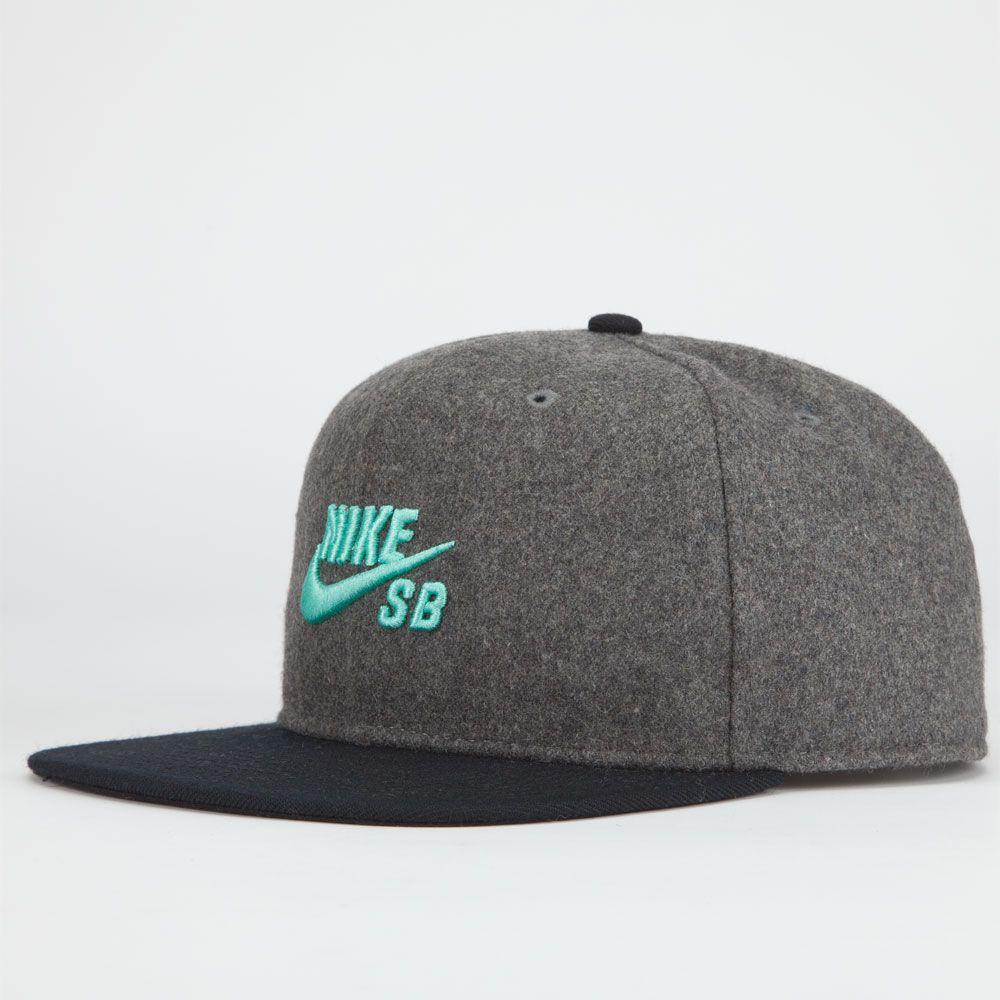 NIKE SB Mens Snapback Hat 225303115  40a4b5f63a3
