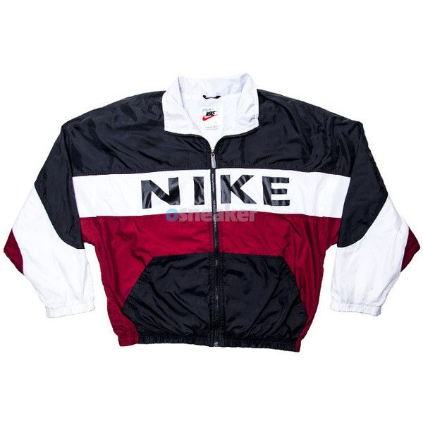 Best Shoes on | Nike windbreaker jacket, Vintage nike