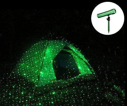 Portable Landscape Projector Laser Light Offers Thousands Of Laser