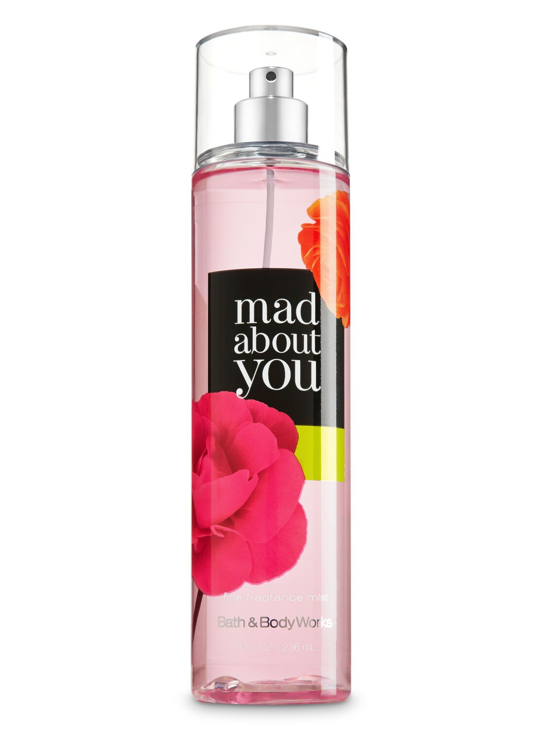 Signature Collection Mad About You Fine Fragrance Mist Bath