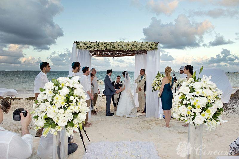 Natalie And David Super Fabulous Wedding At The Dreams Palm Beach In Punta Cana