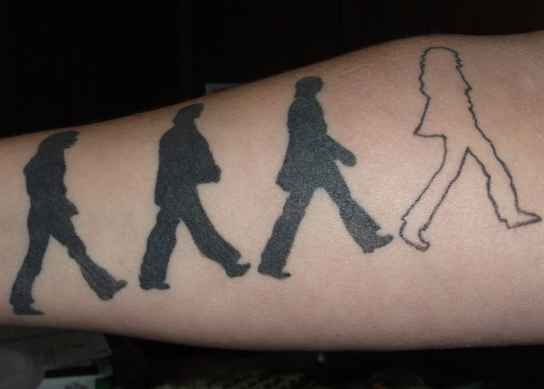 my beatles tattoo all you need is beatle love pinterest beatles tattoos beatles and tattoo. Black Bedroom Furniture Sets. Home Design Ideas