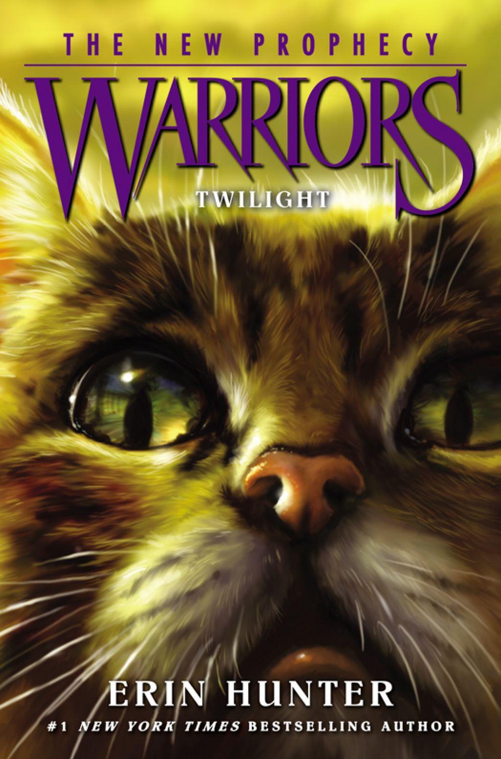 Warriors The New Prophecy 5 Twilight (eBook) Warrior