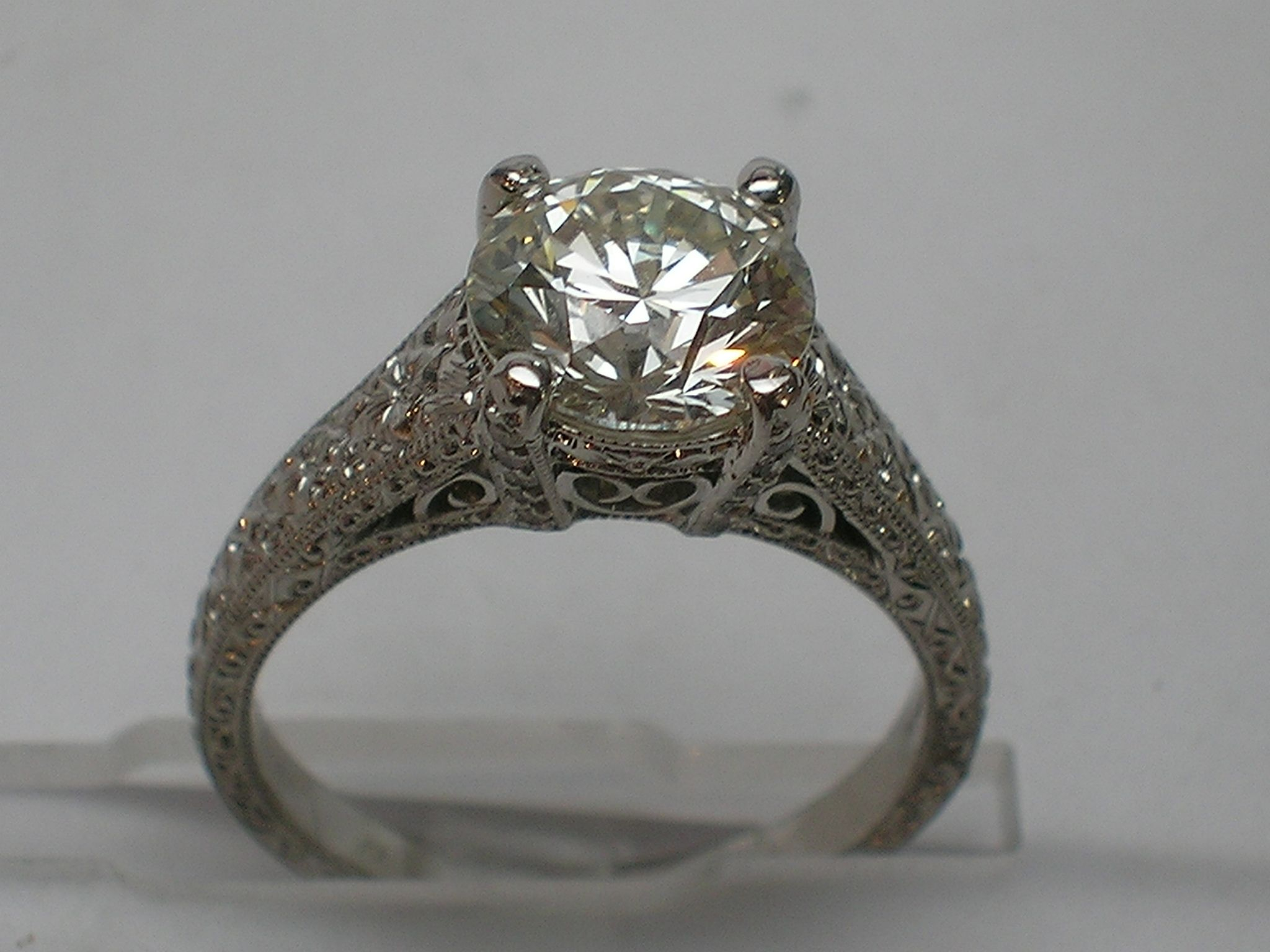 wedding rings antique estate