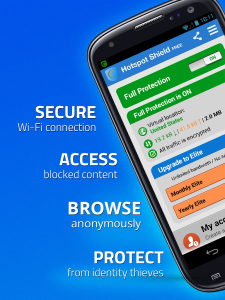 Hotspot Shield VPN for Unblock Full Apk Download