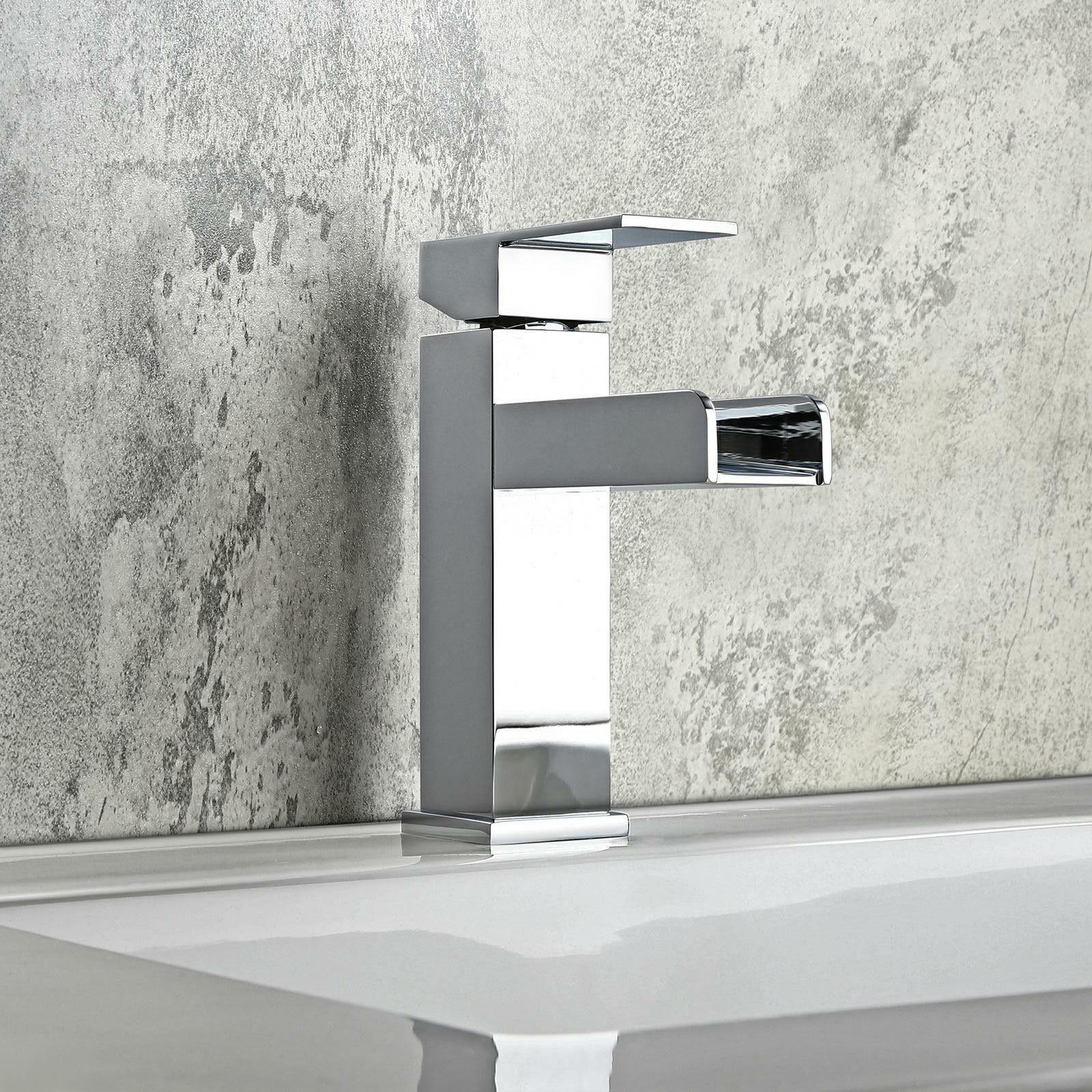 auxo contemporary high arc bathroom