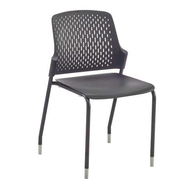 Safco Next Stack Chair (4 Pack)