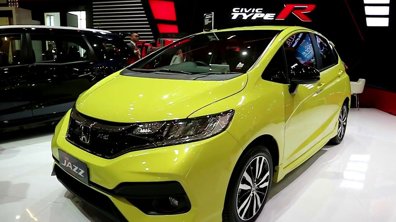 Honda Jazz Rs New 2018 Exterior And Interior Youtube