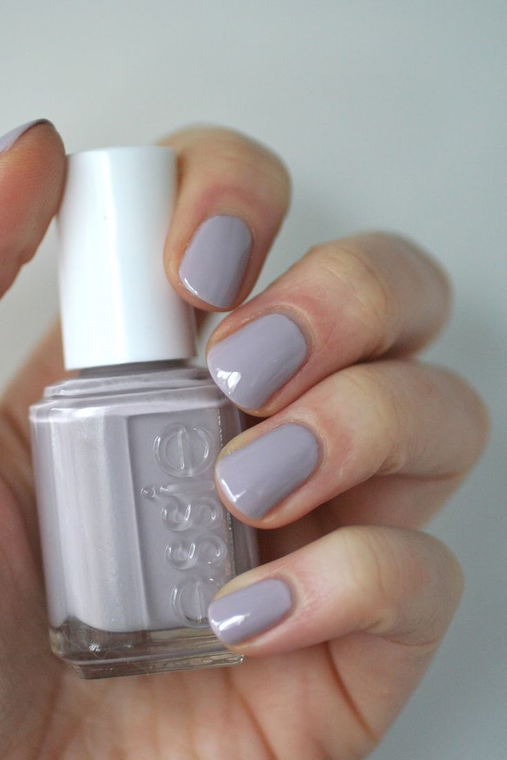 Essie Envy: Essie Grey-Purples Comparison : Lilacism, Love ...