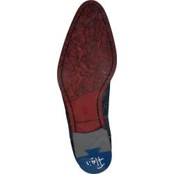 Photo of Floris Van Bommel Business Shoes 18107 Gray Mens Floris van Bommel