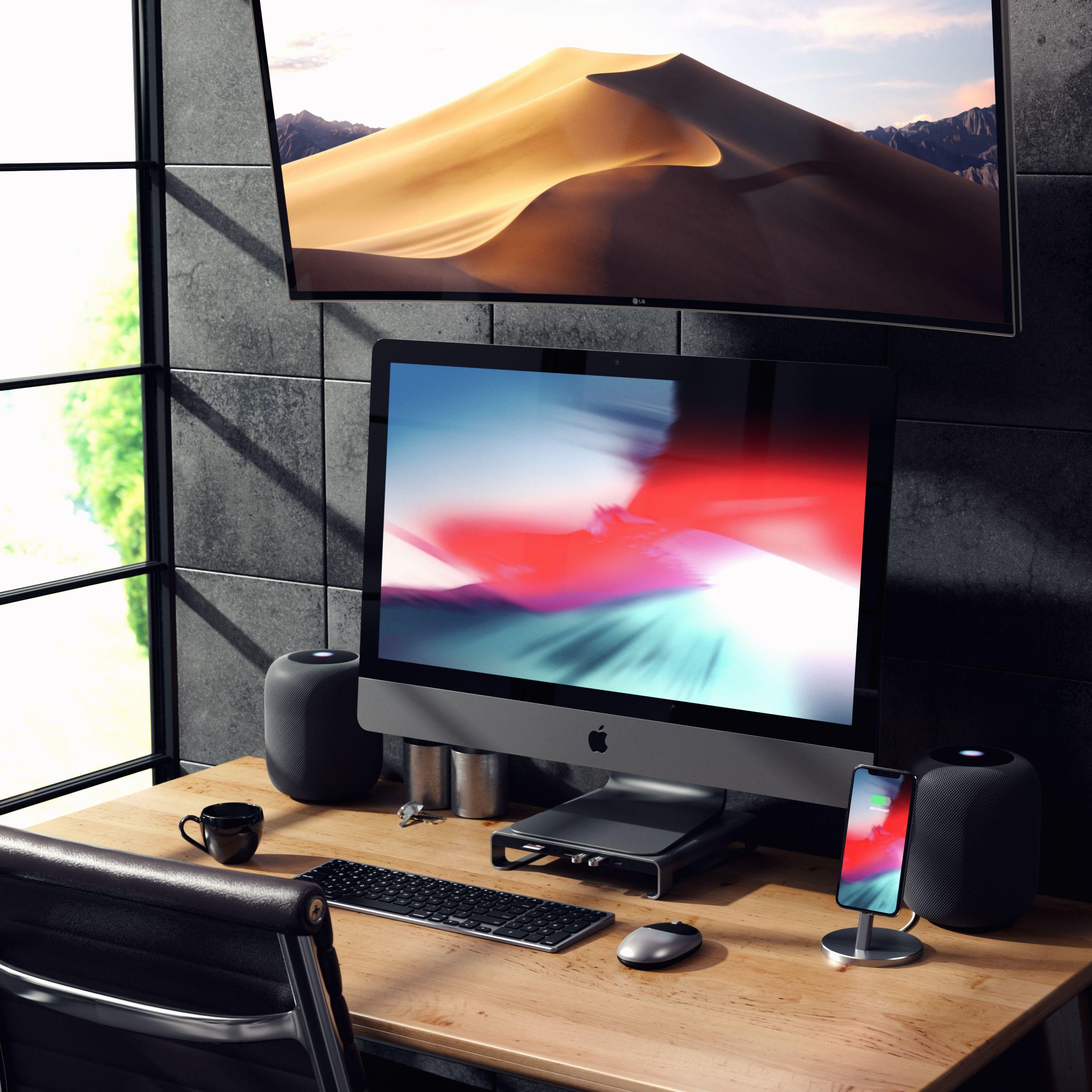 Best Homeoffice Desk: Pin By Satechi On Desk Set-Ups